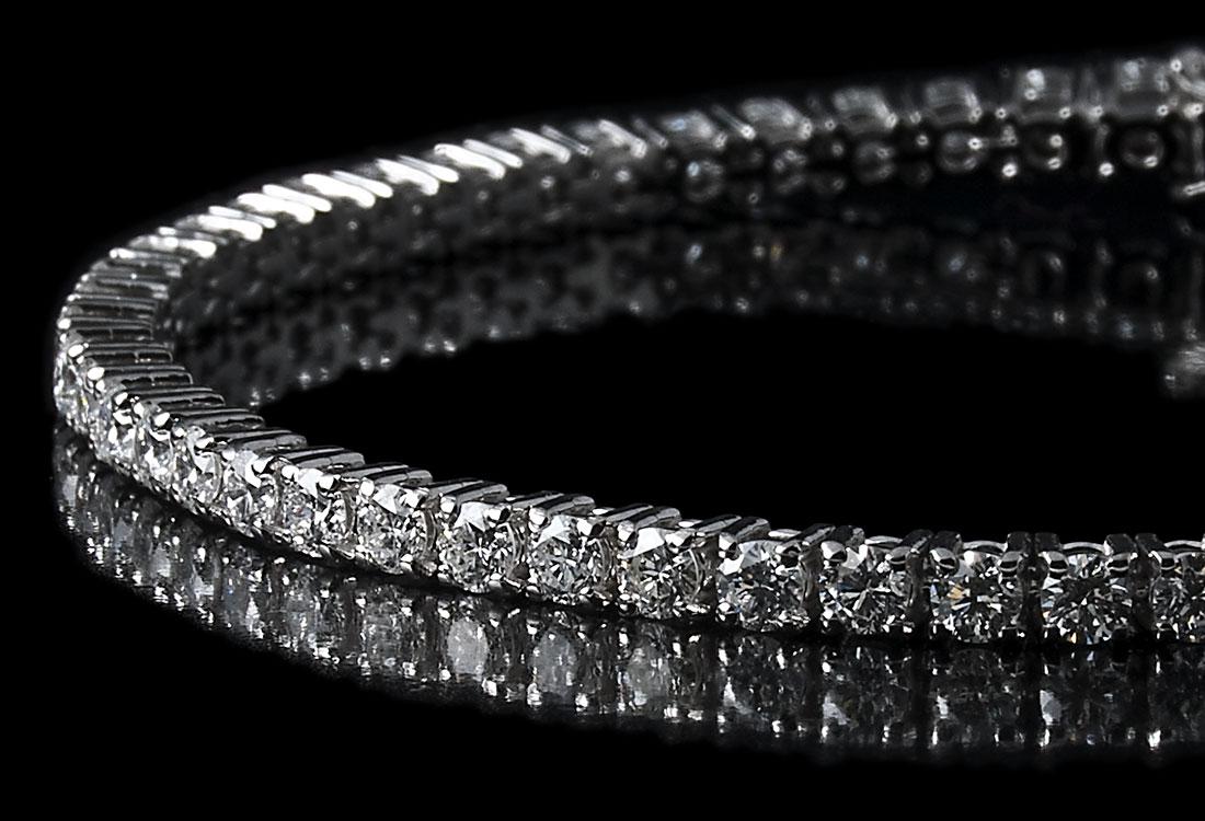 Diamanti a taglio brillanti per 3.53 carati