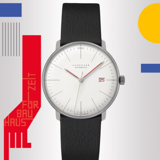 Orologio Junghans Max Bill Bauhaus