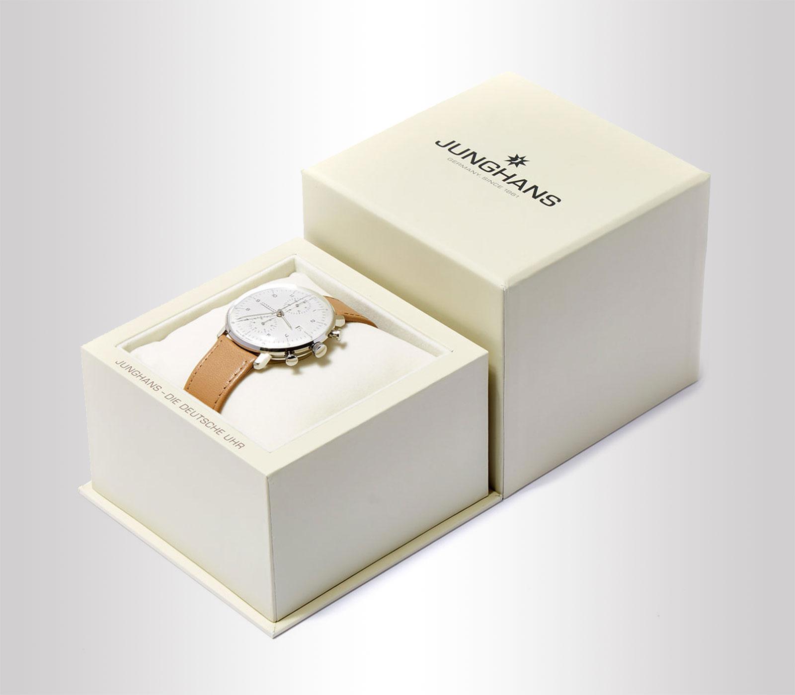 Confezione orologio Junghans