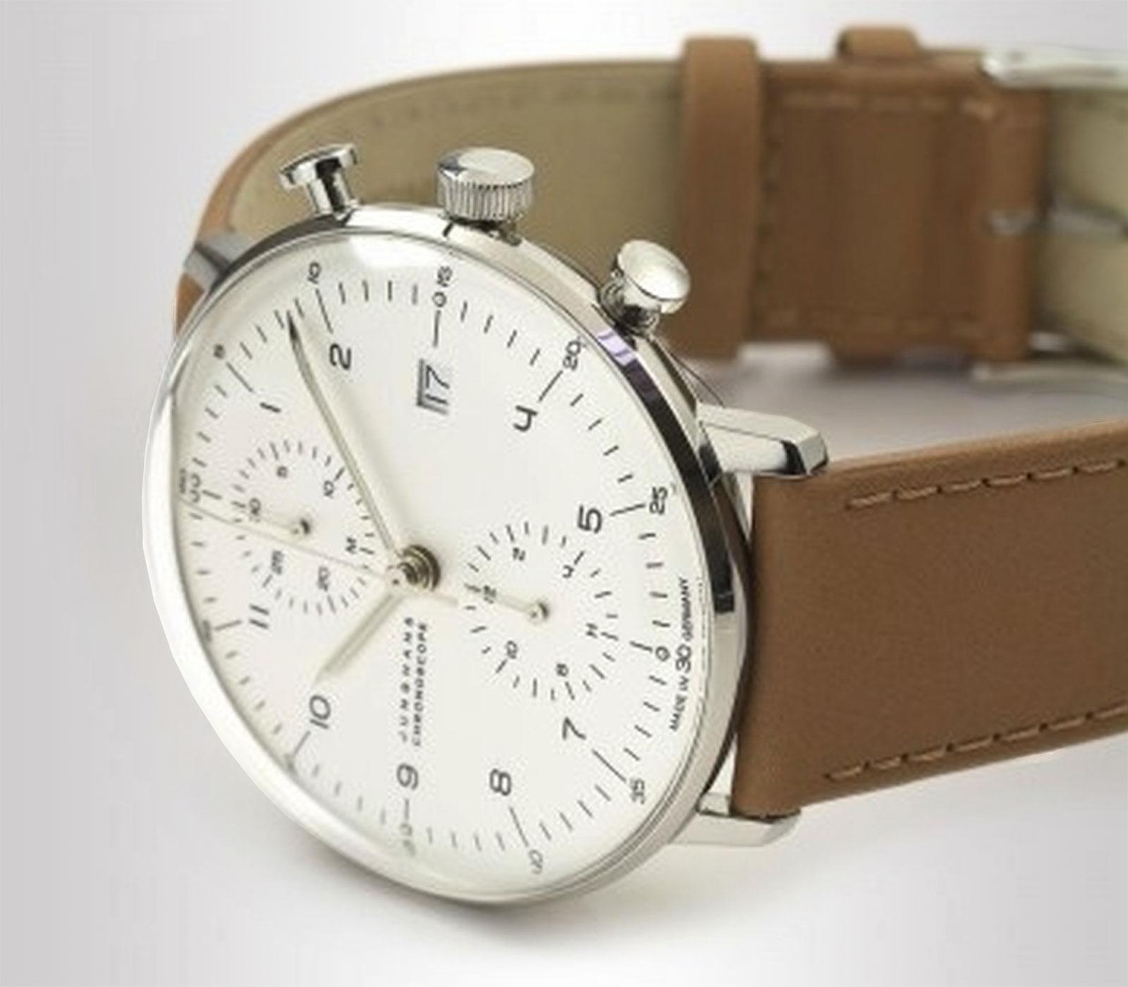 Massimo minimalismo, orologio o opera d'arte?