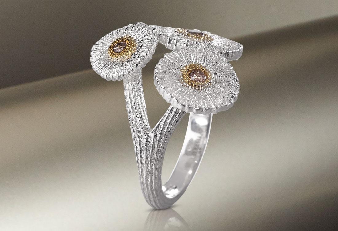 Bombonato-argenteria-anello-in-argento-buccellati