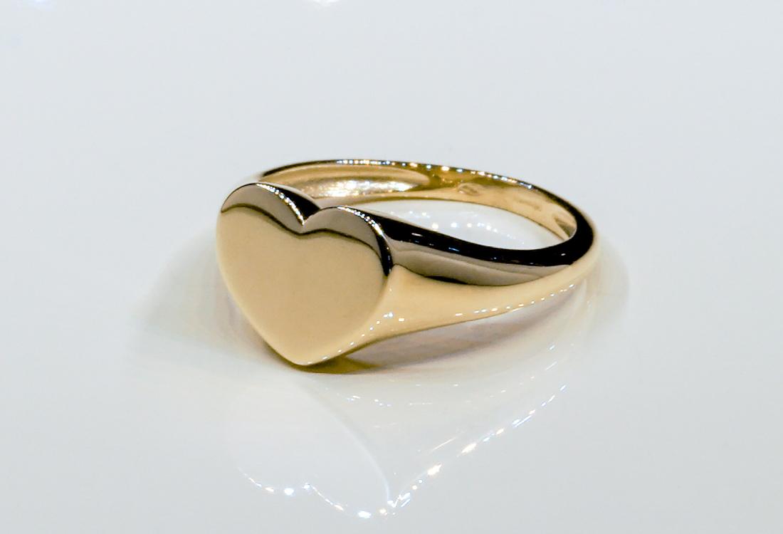 Il cuore simbolo d'amore in oro 18kt